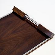 Art Deco Tablett, 1940er Jahre