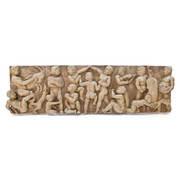 Relief mit Putti als Bacchanten, 1930er/40er Jahre