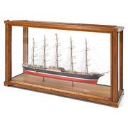 """Modellschiff der """"Preußen"""", 20. Jahrhundert"""