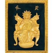 Russisches Bronzerelief, Anfang 19. Jahrhundert