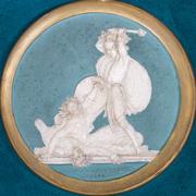 Empire Relief, Russland datiert 1814