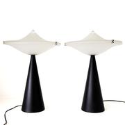 Tischlampen von Lumina, Italien 1980er