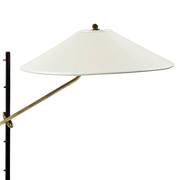 Pelikan Stehlampe Mod. 2097 von J. T. Kalmar, Wien 1950er Jahre