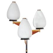 Stehlampe, attr. Stilnovo, Italien 1950er