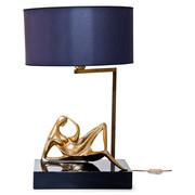 Tischlampe, Fond. Arte Firenze, Italien 1980er Jahre