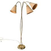 Stehlampe, Italien Mitte 20. Jahrhundert