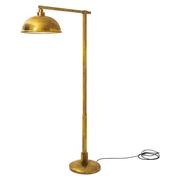 Art Deco Stehlampe, 1940er Jahre