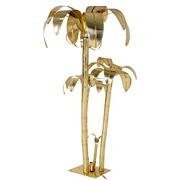 Stehlampe Palme, 20. Jahrhundert