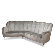 Italienisches Sofa, Mitte 20. Jahrhundert