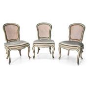 Louis Quinze Stühle, 18. Jahrhundert