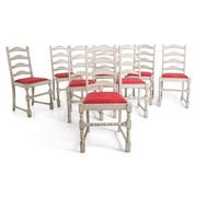 Stühle im Barockstil, 20. Jahrhundert
