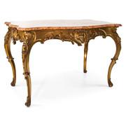 Rokoko-Stil Tisch, Anfang 20. Jahrhundert