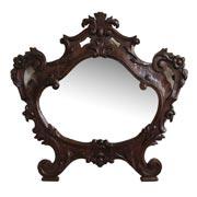 Spiegel im Barockstilrahmen