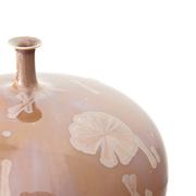 Ginkoblatt-Vase, 20. Jhd.