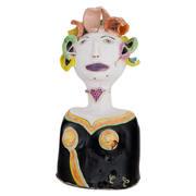 Keramikbüste, wohl Italien 20. Jahrhundert