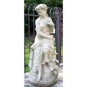 Statue Poesie