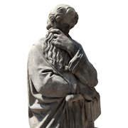 Skulptur des Hl. Paulus, 21. Jahrhundert