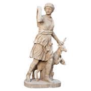 Statue der Diana von Versailles, 21. Jahrhundert