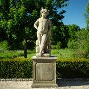 Gartenskulptur Hermes