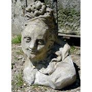 Frauenbüste im Barockstil (Franken)