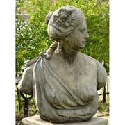 Barocke Frauenbüste