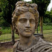 Büste 'Apollo von Belvedere', 20. Jahrhundert