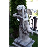 Gartenstatue Cupido