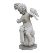 Skulptur eines Engel