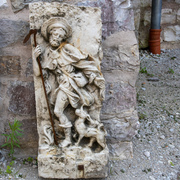 Relief Hl. Jakob, 20./21. Jahrhundert