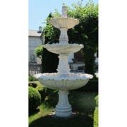 Marmor Etagenbrunnen