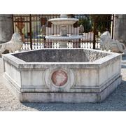Brunnenbecken, Italien 18. Jahrhundert