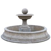 Brunnen im Klassizistischen Stil