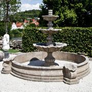 Brunnen im Barockstil
