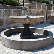 Brunnen im Barockstil, 21. Jahrhundert