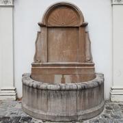 Wandbrunnen, 20. Jahrhundert