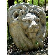 Wasserspeier Löwenkopf groß