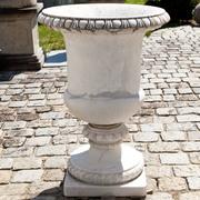 Große Marmor Vasen, 2. Hälfte 20. Jahrhundert