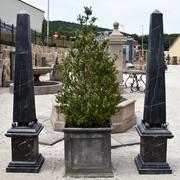 Marmor Obelisken