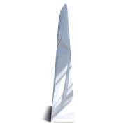 Marmor Obelisk, 21. Jahrhundert
