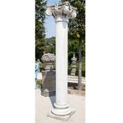 Säule im Klassizistischen Stil