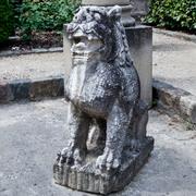 Marmor Fu Hund