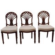 Stühle, um 1780