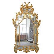 Palast Spiegel, Italien, 1750-1770