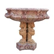 Marmorbrunnen im Stil des 16. Jahrhunderts